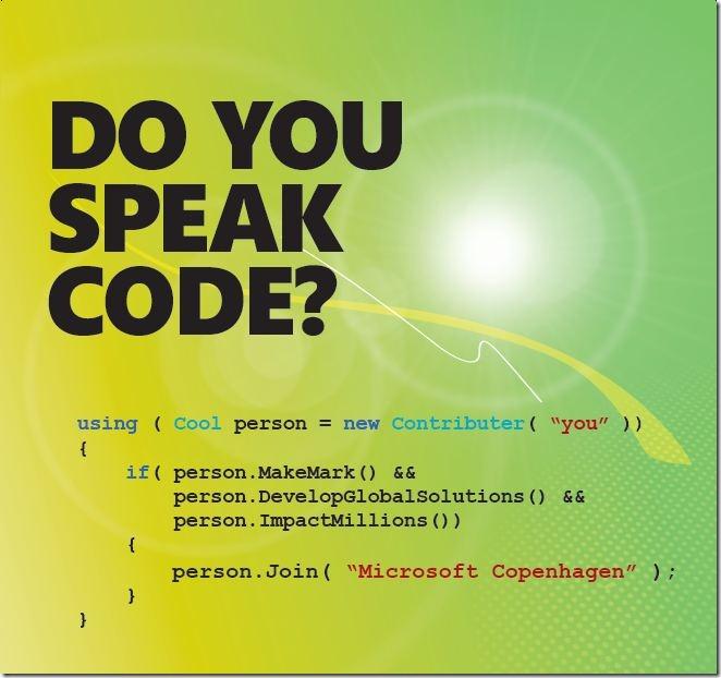 DoYouSpeakCode