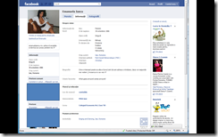 FaceBook - Fake profile