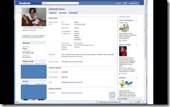 FaceBook - Fake profile
