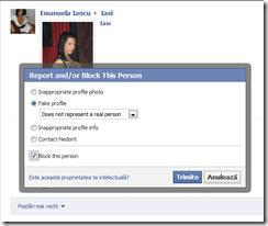 Block a profile