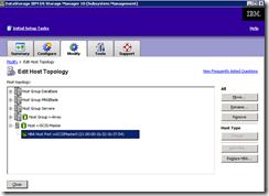 HBA Host - Access