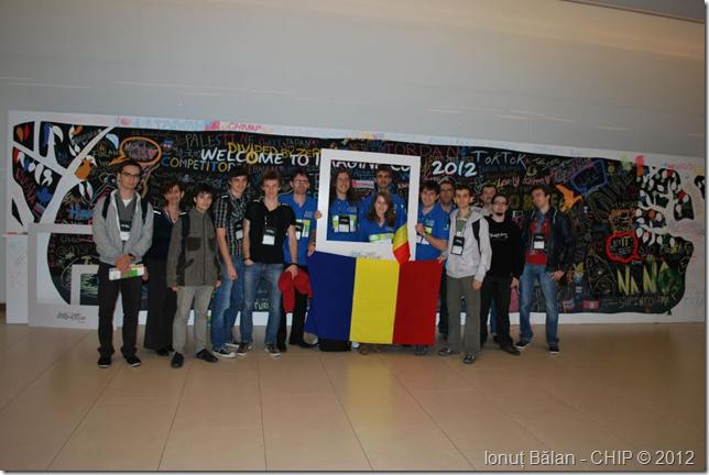 Delegația României  - Imagine Cup 2012 - Sydney