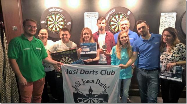 Cupa SIA - Iasi Darts Club